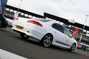 475 Peugeot 607 Vollverklebung + Design