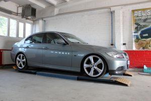 461 BMW 3er Printbrush Seiten vorher