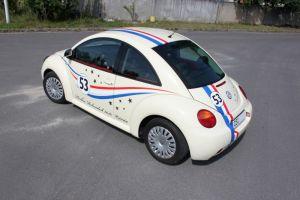 460 VW Beetle Herbie Style