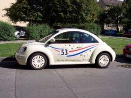 459 VW Beetle Herbie Style