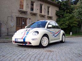 458 VW Beetle Herbie Style