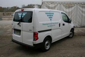454 Nissan Firmenwerbung im Auftrag f.Fa.Mimikry