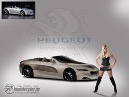 98 Peugeot SR1