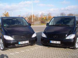 436 Mercedes Vito Printbrush Motorhauben