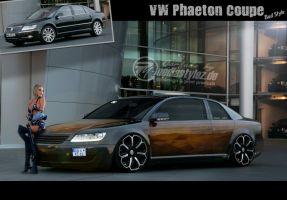 99 VW Phaeton