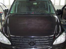 435 Mercedes Vito Printbrush Motorhauben (Druck by Fa.Dahms)