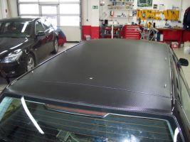 434 VW Passat Carbonfolierung Dach