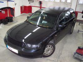 433 VW Passat Carbonfolierung Dach
