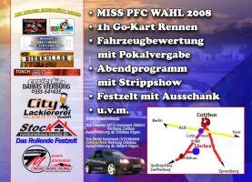 200 Flyer back Peugeot Treffen DIN A6