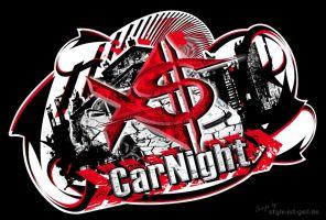 184 Aufkleber XS Carnight