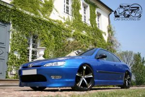 497 Peugeot 406 Coupe