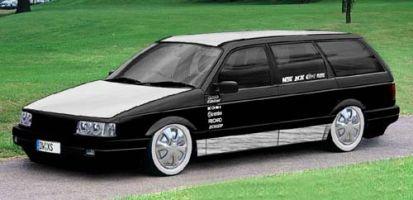 02 VW Passat Fake