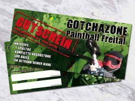 182 Gutschein Gotchazone