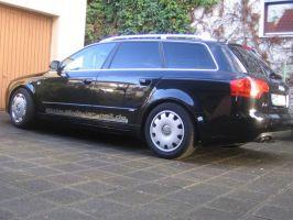300 Audi A4 Gebiet Heidelberg
