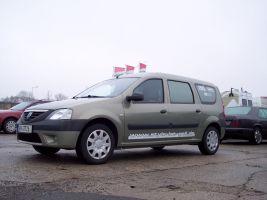 297 Dacia Logan Gebiet Cottbus