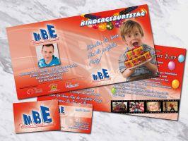 164 Erstellung Logo,CD-Cover und Visitenkarten