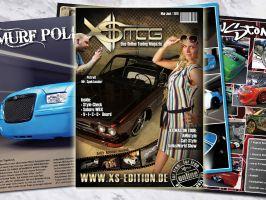 162 XS MAG Ausgabe Mai-Juni Online auf www.xs-edition.de