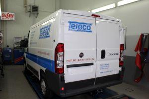 403 Fiat Transporter Firmenwerbung