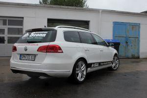 402 VW Passat B7 Firmenwerbung