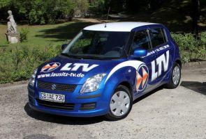 398 Suzuki Swift für TV Sender LTV