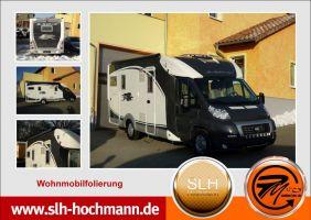 390 Folierung Wohnmobil