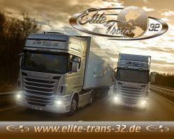 136 Werbeposter Elite Trans 32
