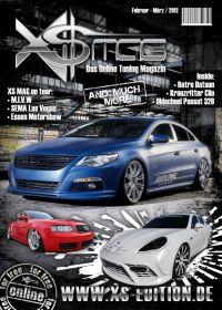 132 Gestaltung XS-MAG Ausgabe Februar-März 2012