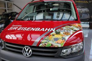 382 Digitaldruck + Schriftzüge VW T5