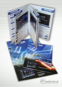 121 Layout Produktkatalog 2012 DIN A5 sowie Flyer DIN A4 für Alpine