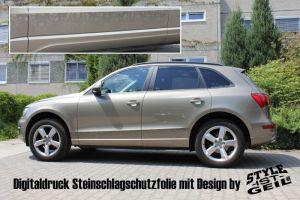 362 Digitaldruck Steinschlagschutz Audi Q5