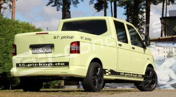 355 Designbeklebung VW T5 Pick Up