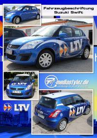 353 Firmenwerbung neues LTV Auto