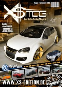 117  Cover und gesamte Layouterstellung des XS MAG www.xs-edition.de