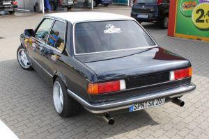 492 BMW Dachfolierung
