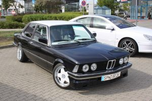 491 BMW Dachfolierung